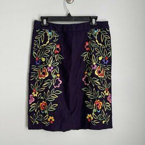 Anthropologie Moulinette Soeurs Clematic Skirt
